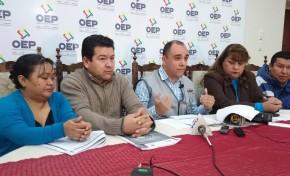 Tarija: en lo que va del año, siete concejales renunciaron a sus cargos