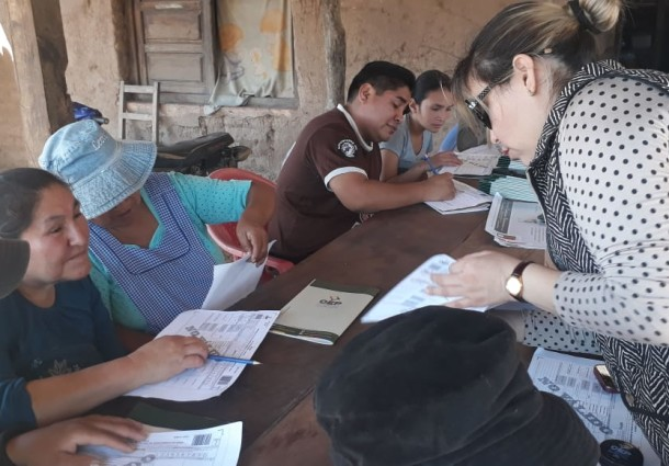 Referendo Autonómico: el TED Tarija comienza la capacitación de juradas y jurados electorales  en el área rural de Yacuiba