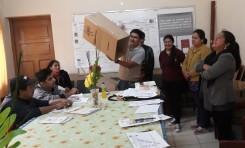 Referendo Autonómico: comienzan la capacitación a las y los jurados del área urbana de Yacuiba