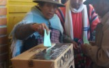Oruro: 9.876 ciudadanas y ciudadanos fueron sorteados para ser jurados electorales en las Elecciones Generales de 2019