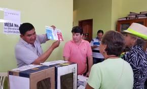 Beni: Marcelo Cardona y Neyda Rodríguez dirigirán la cooperativa de agua de Guayaramerín