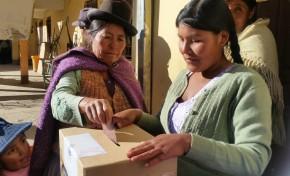 Potosí: Chuquihuta elige como alcalde a Delfín Chocotea Huanca