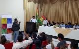 Presentan en Beni la Constitución Política del Estado traducida a idiomas originarios