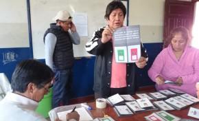 El Referendo Autonómico en Yacuiba registró el 66% de participación ciudadana, según datos preliminares