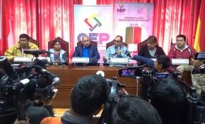 Referendo Autonómico: el 74% de la ciudadanía en Yacuiba le dijo No al proyecto de Carta Orgánica