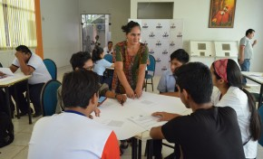 """Pando: """"Los Gobiernos Estudiantiles permiten identificar nuevos liderazgos"""""""