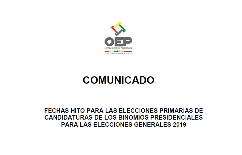 comunicado_fechasprimarias_14.9.18