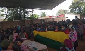 En Cotoca, la Cooperativa de agua renovó sus directivas de Administración y de Vigilancia