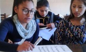Capacitan en Gobernabilidad a los gobiernos estudiantiles del área dispersa de Oruro