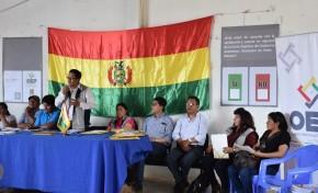 Referendo Autonómico: Palos Blancos se prepara para aprobar o rechazar su proyecto de carta orgánica