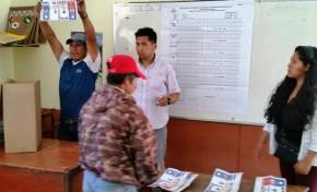 El TED Potosí instala su sesión a la espera de las actas electorales de la elección en Cotagaita