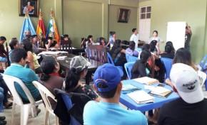 Más de 200 personas inician en Cochabamba el curso permanente de notarios y notarias electorales
