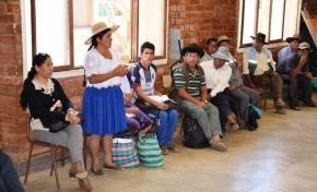 Cochabamba: Mizque socializará su proyecto de Carta Orgánica en las reuniones de las subcentrales