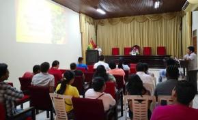 En Beni, 40 personas inician el curso permanente para notarias y notarios electorales