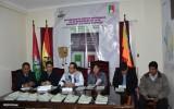 Referendo Autonómico: Palos Blancos recibe 12 mil ejemplares de su proyecto de carta orgánica para la socialización