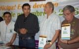 Referendo Autonómico: Puerto Quijarro apoyará la socialización de su Carta Orgánica con 11 mil ejemplares
