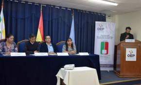 Cochabamba: 318 juradas y jurados administrarán las mesas de sufragio en el Referendo Autonómico en Mizque
