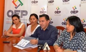 Bolpebra ya tiene la papeleta para el revocatorio de su alcalde