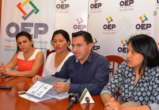 Pando: 66 personas administrarán las mesas de sufragio en el Referendo Revocatorio en el municipio de Bolpebra
