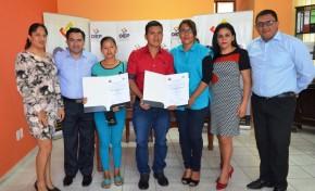 Asambleístas departamentales indígenas de Pando recibieron sus credenciales que los habilita para ejercer sus funciones