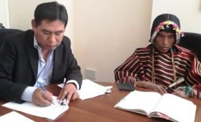 Chuquisaca: incentivarán la investigación en democracia intercultural en la nación indígena Yampara