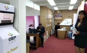 El OEP brindará servicios registrales y expondrá material informativo en la Feipobol 2018