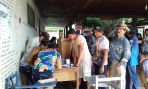 Puerto Quijarro vive una jornada tranquila en el Referendo Autonómico de su Carta Orgánica