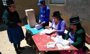 En San Lucas y Zudáñez la ciudadanía aprobó la puesta en vigencia de sus cartas orgánicas