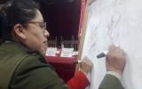 En Oruro, la ciudadanía reflexionó sobre el acoso y violencia política hacia las mujeres