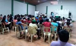 Referendo Autonómico 2018: comienzan las capacitaciones a juradas y jurados electorales en Puerto Quijarro