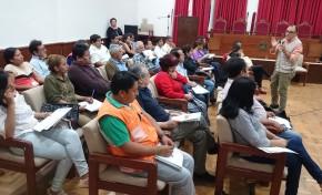 El TED Tarija difunde con periodistas el Reglamento de las Elecciones Primarias 2019