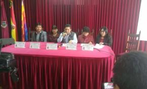 El TED Oruro concluye el cómputo y agradece la participación ciudadana en las Elecciones Primarias