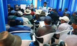 El TED Potosí informa a la ciudadanía sobre el proceso de Elecciones Primarias