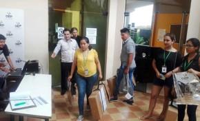 Elecciones Primarias: en Pando llegan las primeras actas electorales para el cómputo oficial