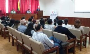 El TED Tarija ejecutó cerca del 90% del presupuesto asignado para la gestión 2018