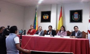 Elecciones Primarias: el TED Chuquisaca concluye el cómputo de votos al 100%