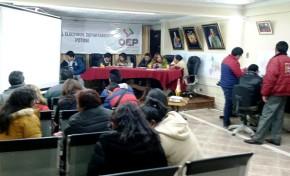 El TED Potosí concluyó el cómputo oficial de las 601 actas de las Elecciones Primarias