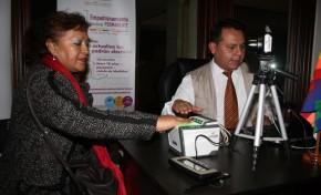 En siete días, más de 2 mil residentes bolivianos en 11 ciudades del exterior realizaron su registro biométrico