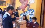 Potosí: 11 unidades educativas de Ckochas elegirán este 28 de febrero a sus gobiernos  estudiantiles