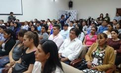 El TED Tarija entrega reconocimientos a las cerca de 900 personas que coadyuvaron en el desarrollo de las Elecciones Primarias 2019