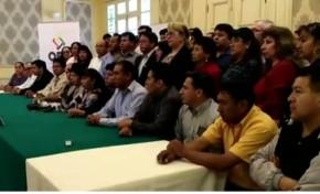 El OEP fija las Elecciones Generales para el 20 de octubre para garantizar la participación de las y los bolivianos en el exterior