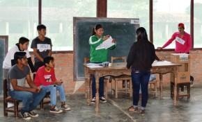 Beni: más de 200 unidades educativas elegirán este viernes a sus gobiernos estudiantiles