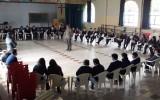Cochabamba: estudiantes del colegio Samuel Fina se preparan para elegir a su gobierno estudiantil