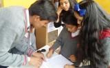 Chuquisaca: cinco unidades educativas eligieron a sus gobiernos estudiantiles