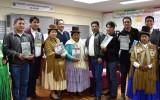 El TED La Paz entregó 22.500 cartas orgánicas a los municipios de Sorata, Cajuata y Pelechuco