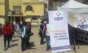 Referendo Autonómico: las personas inhabilitadas en Chuquihuta pueden hacer sus reclamos hasta el 15 de abril