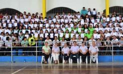 Beni: 49 gobiernos estudiantiles de Trinidad recibieron sus credenciales