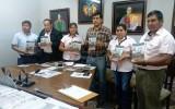 Referendo Autonómico: San Julián, Comarapa y Mairana reciben 20.550 ejemplares del sus proyectos de Carta Orgánica para apoyar la socialización