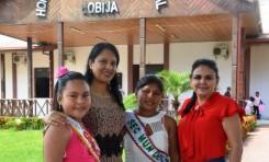 El TED Pando recibe un reconocimiento por la elección de las autoridades municipales infantiles de Cobija