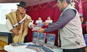 Referendo Autonómico: Salinas socializa su Estatuto Autonómico en cabildos
